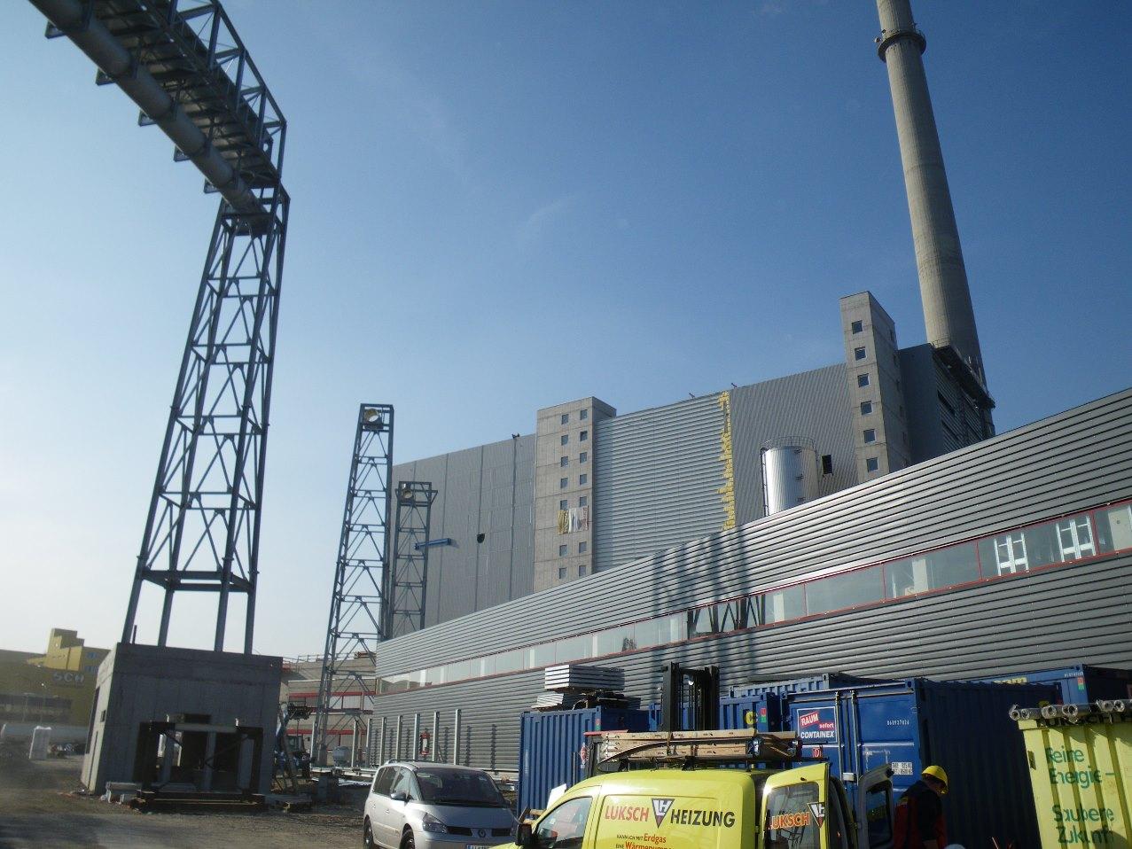 RHKW Linz Reststoffheizkraftwerk